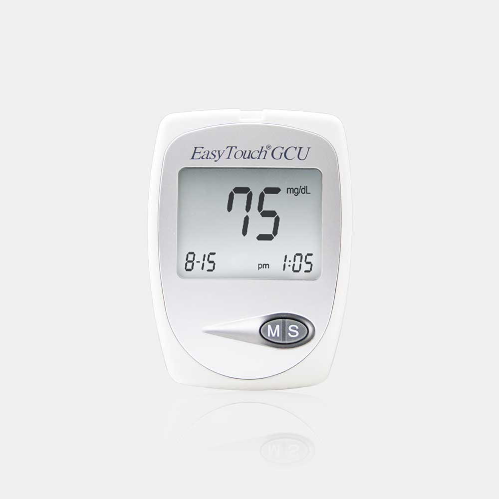 Easytouch Multi Function Blood Glucose Cholesterol Uric
